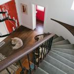 Escalier intérieur - Honiton Residence - MCK Architects - Australie