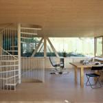 escalier - Pascal Flammer Architekten- Balsthal - Suisse