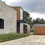 façade arrière - Casa VR - Elias Rizo Architecte - Tapalta - Mexique