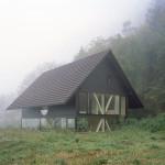 façade arrière -  - Pascal Flammer Architekten- Balsthal - Suisse