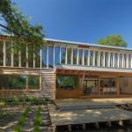 Façade arrière - Somers House March-Studio - Australie