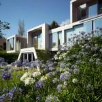façade arrière - végétation 2 - The Garden House - Joaquín Alvado Bañón - Alicante Espagne