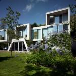 façade arrière - végétation 3 - The Garden House - Joaquín Alvado Bañón - Alicante Espagne