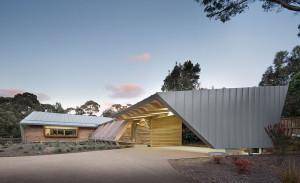 Façade avant - Somers House March-Studio - Australie