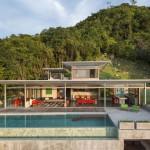 façade étage - the-naked-house - marc gerritsen - thaïlande