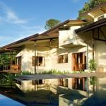 façade - casa williamson - foro - costa rica