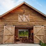 Façade entrée  - Rénovation Grange - Barn Heritage - Fultonville - USA