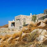 façade est - Eagles-Nest- Sinas Architects -Serifos - Grèce - Nikos Stefani