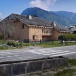 face avant - Villa solaire - Jérémie Kœmpgen - Morzine - France