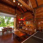 Grande porte - Rénovation Grange - Barn Heritage - Fultonville - USA