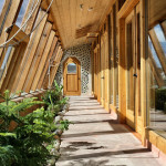 hall - Lemuria - Earthship - Taos - USA
