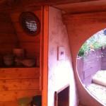 intérieur - Hobbit Hole in Backyard, Angleterre