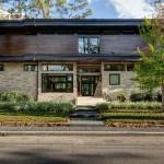 Façade avant - Le Leblanc-Cox résidence par Charles Todd Helton, USA