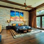 Chambre - Le Leblanc-Cox résidence par Charles Todd Helton, USA