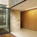 ouverture vers extérieur - Ranelagh House - ODKM Architect - Dublin - Irlande
