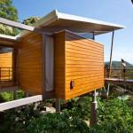 passerelle bois - benjamin garcia saxe - maison sur pilotis - costarica
