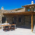 pergolas bois - Eagles-Nest- Sinas Architects -Serifos - Grèce - Nikos Stefani