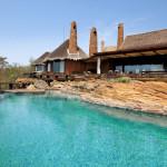 Piscine  - Réserve Leobo - Rech et Cartens Architects - Afrique du Sud
