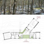 plan - Holston River House - Sanders-Pace-Architecture - USA