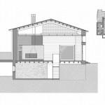 plan - rénovation - maison traditionnelle - espagne