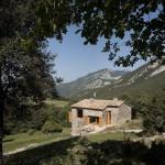 vue sur vallée - rénovation - maison traditionnelle - El Bosquet  - espagne - photos Aleix Bagué
