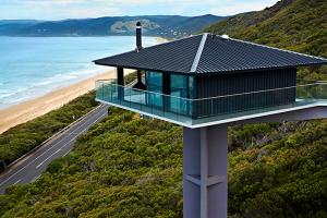 Agreable [Insolite] Blue Wave House Par F2 Architecture U2013 Australie