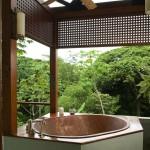 salle de bains - casa williamson - foro - costa rica