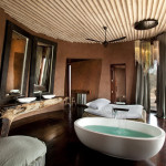 Salle de bains  - Réserve Leobo - Rech et Cartens Architects - Afrique du Sud
