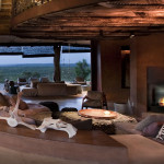 Salon  - Réserve Leobo - Rech et Cartens Architects - Afrique du Sud