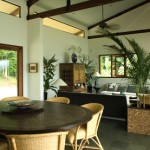 salon et séjour - casa williamson - foro - costa rica
