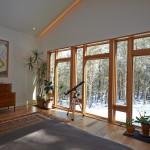 salon - Holston River House - Sanders-Pace-Architecture - USA