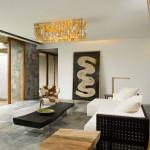 Salon - Maison Bambou par Atelier Sacha Cotture - Philippines