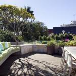 Salon terrasse - Honiton Residence - MCK Architects - Australie