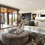 salon - terrasse - Sorrento Residence - Carlisle Homes - Australie