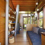 salon - Treehouse - Rockefeller Partners Architects - USA