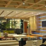 séjour - Glass House par Nico Van Der Meulen Architects à Johannesburg Afrique du Sud