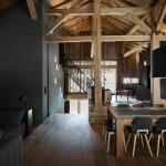 séjour - Villa solaire - Jérémie Kœmpgen - Morzine - France