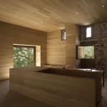 séjour et escalier - rénovation - maison traditionnelle - El Bosquet  - espagne - photos Aleix Bagué