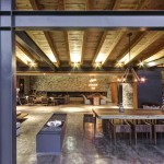 séjour et salon - Casa VR - Elias Rizo Architecte - Tapalta - Mexique