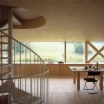 séjour - Pascal Flammer Architekten- Balsthal - Suisse