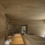 séjour - rénovation - maison traditionnelle - El Bosquet  - espagne - photos Aleix Bagué