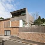 Surélévation - Balmain-Houses-Benn et Penna - Australie