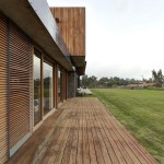 terrasse avant - Casa VR - Elias Rizo Architecte - Tapalta - Mexique