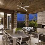 terrasse couverte - Sorrento Residence - Carlisle Homes - Australie