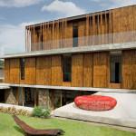 Terrasse - Maison Bambou par Atelier Sacha Cotture - Philippines