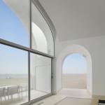 terrasse ouest -Vault House - Johnston-Marklee - USA
