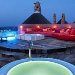 Terrasse panoramique  - Réserve Léobo - Rech et Cartens Architects - Afrique du Sud