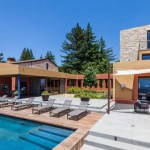 terrasse - piscine - Corralitos - AA Studio - Monterrey Bay - USA