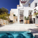 Terrasse - piscine - Honiton Residence - MCK Architects - Australie