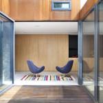 terrasse - Ranelagh House - ODKM Architect - Dublin - Irlande